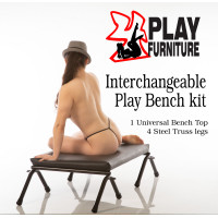 Interchangeable Play Bench kit